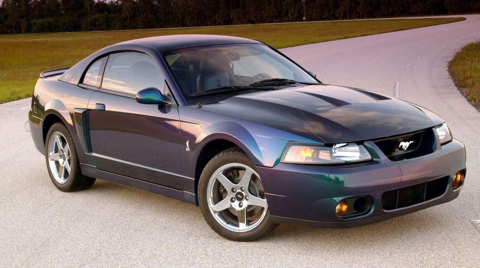 special editions - 2003 Ford Mustang Cobra Terminator