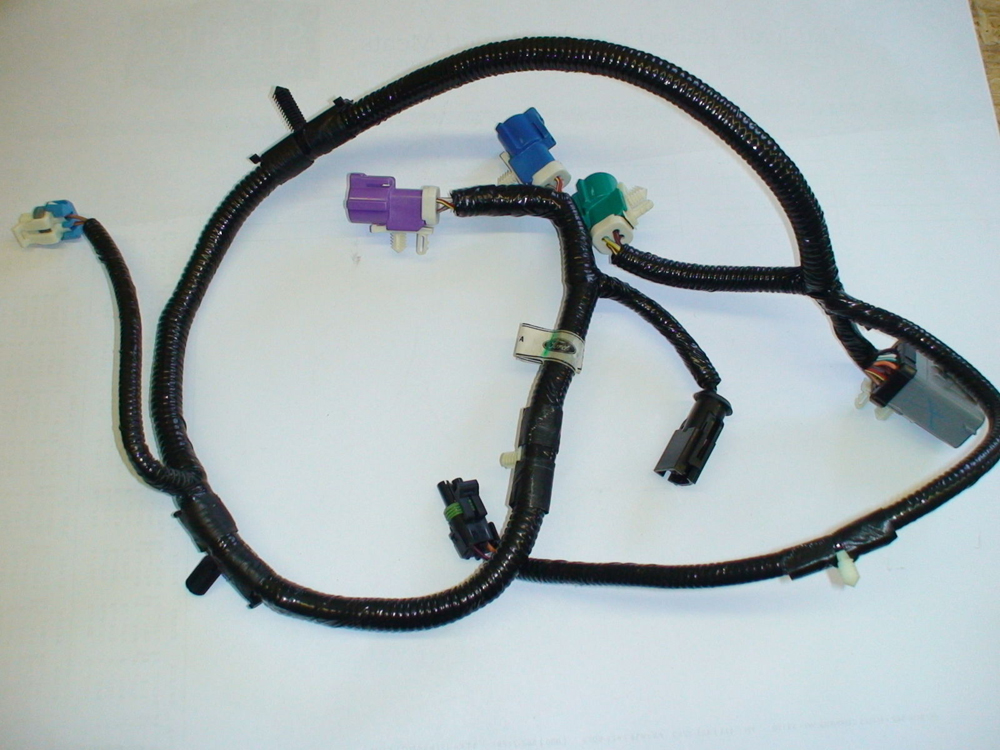 2R3Z 15525 DA drivetrain 15525 wire harness at cita.asia