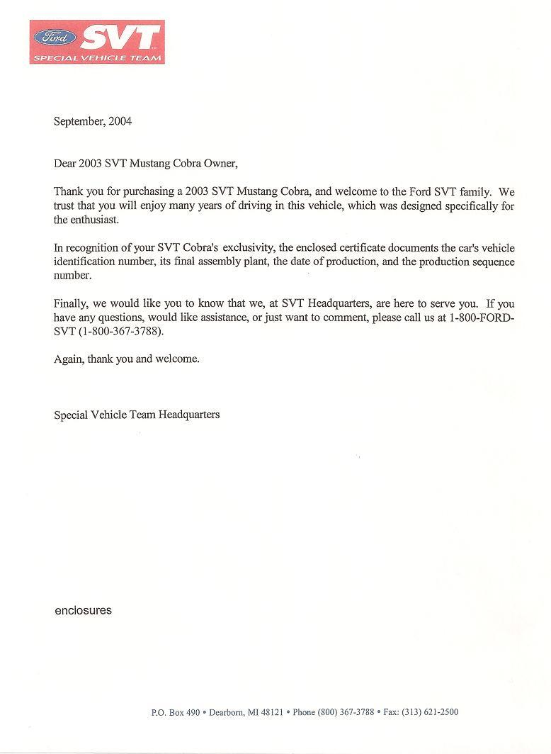 SVT Documents