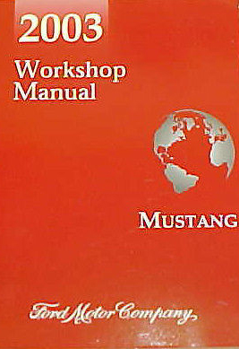 svt documents rh terminator cobra com 2003 mustang cobra repair manual Custom 2003 Mustang Cobra
