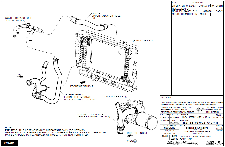 cooling 2003 mustang gt fuse box diagram 2004 mach 1 fuse box