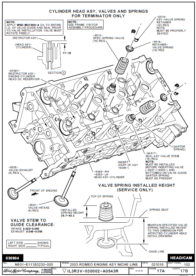 ford 4 6 engine head diagram nice place to get wiring diagram ford 4.6 liter engine ford 4 6 engine head diagram #5