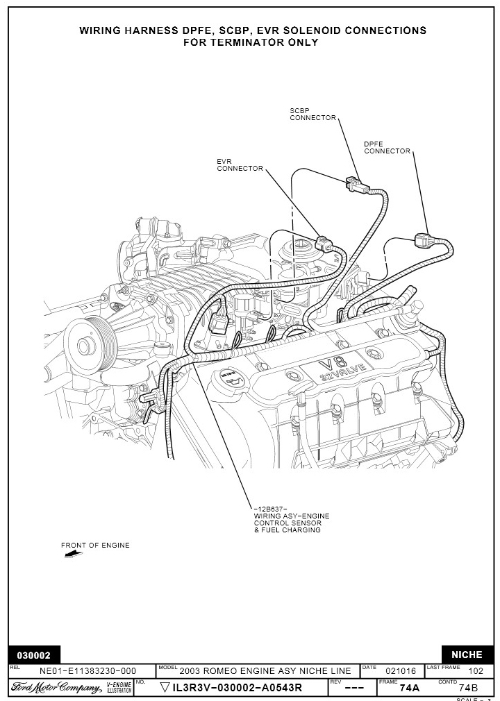 engine for a bit extra the diagrams below also give a detailed look at all the associated vacuum and electrical connectors definitely worthwhile to have when