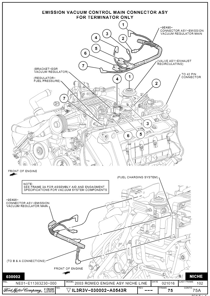 Engine. Once You Decide To Remove The Supercharger Whether For Maintenance Or An Upgrade It Also Helps Have Factory Service Procedure Plenty Of Detail. Ford. Ford Mustang 3 8 Engine Diagram Valve At Scoala.co